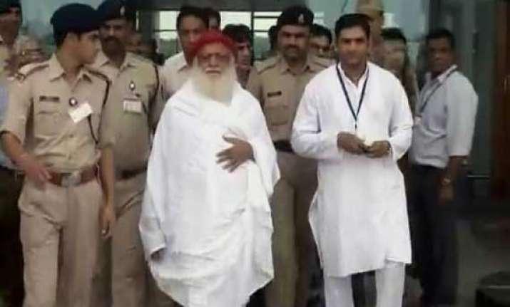 gujarat high court stays arrest of asaram aide