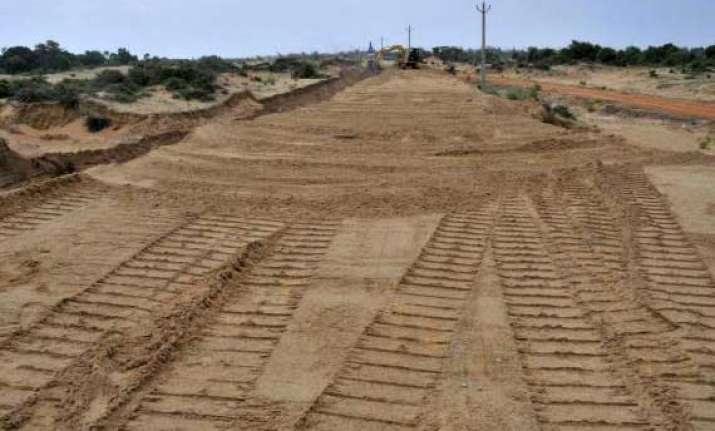 gujarat land acquisition model is the best commerce