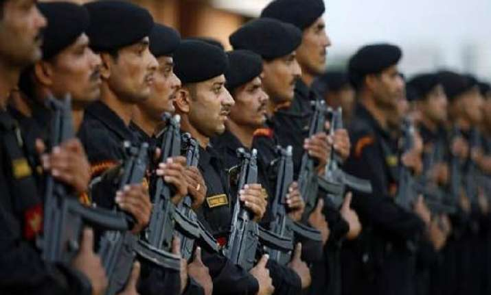 gujarat may become fifth hub for nsg commandos