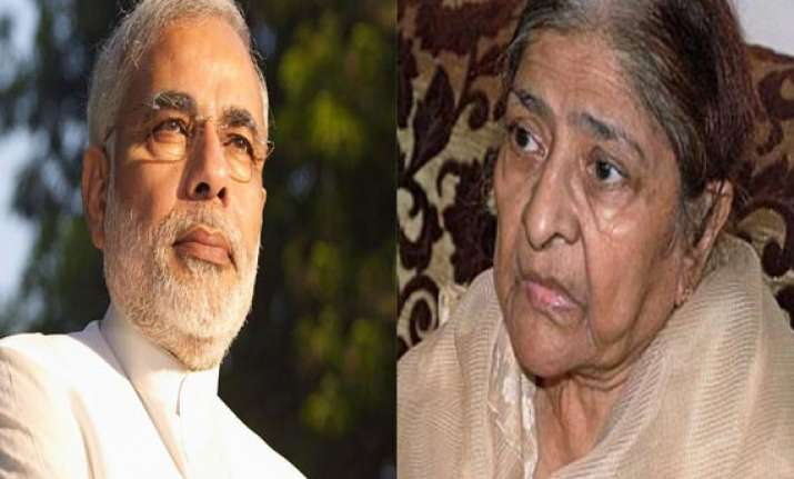 gujarat 2002 riots zakia moves hc against sit clean chit to