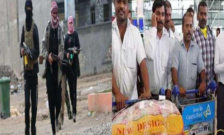 15 gujarati youths returned safe from graveyard iraq