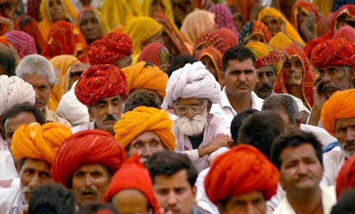 gujjar faction continues march to jaipur