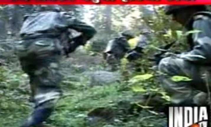gunbattle between army infiltrators enters 13th day