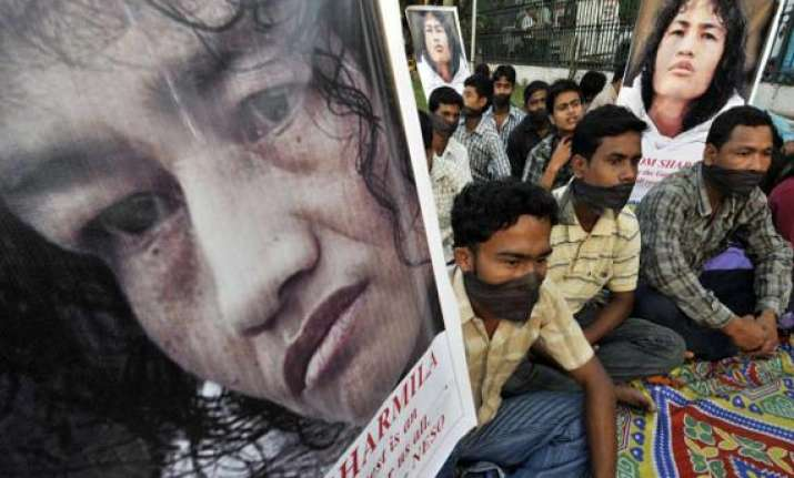 guwahati festival to screen film on irom sharmila as poet