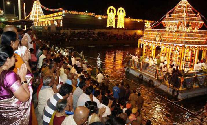 hc moved for protection to pilgrims visiting tirumala
