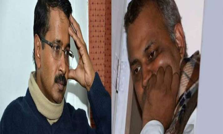 hc to frame issues against kejriwal bharti on poll expenses