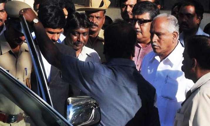 hc faults lokayukta court in yeddyurappa case