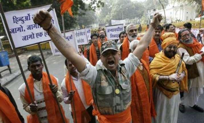 hc stays ec order on akhil bharat hindu mahasabha