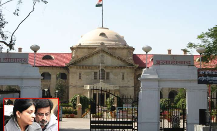 hc suspends order passed in favour of nupur talwar