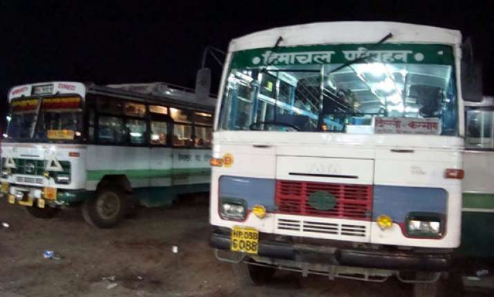 hp govt approves reduction of bus fare