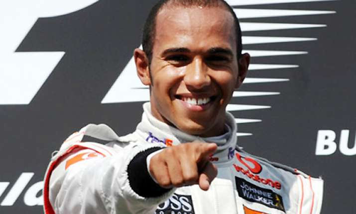 hamilton fastest in f1 indian gp practice