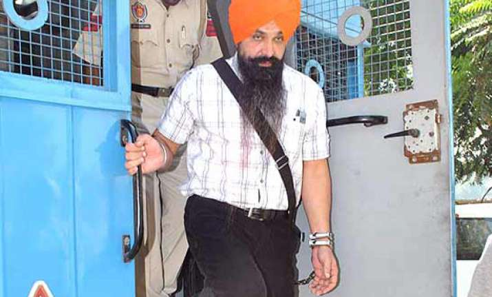 hang rajoana says sessions court punjab govt to challenge