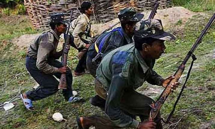 hardcore maoist surrenders in andhra pradesh