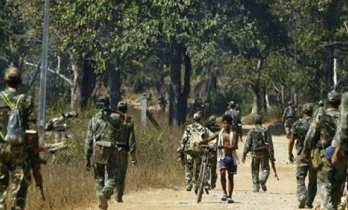 hardcore maoist held in bihar