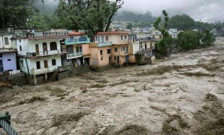 haryana offers to re construct 25 uttarakhand villages