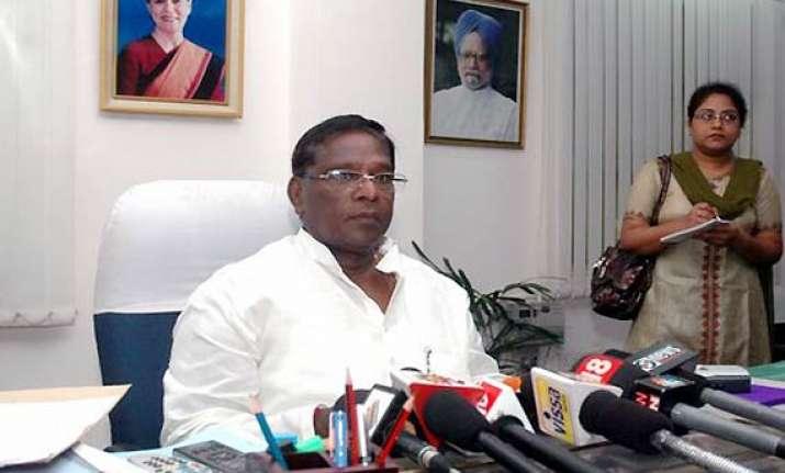 have patience narayanasamy tells hazare