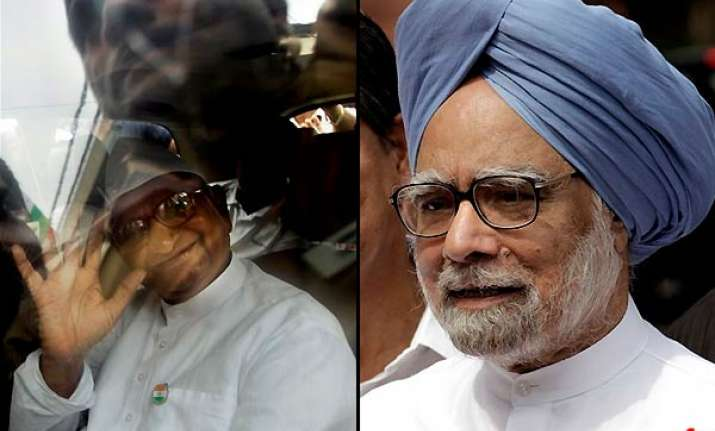 hazare detention pm takes stock of situation