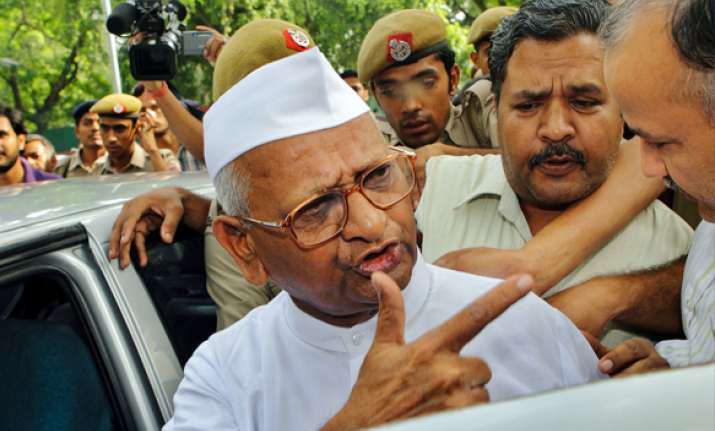 hazare discharged in misappropriation case