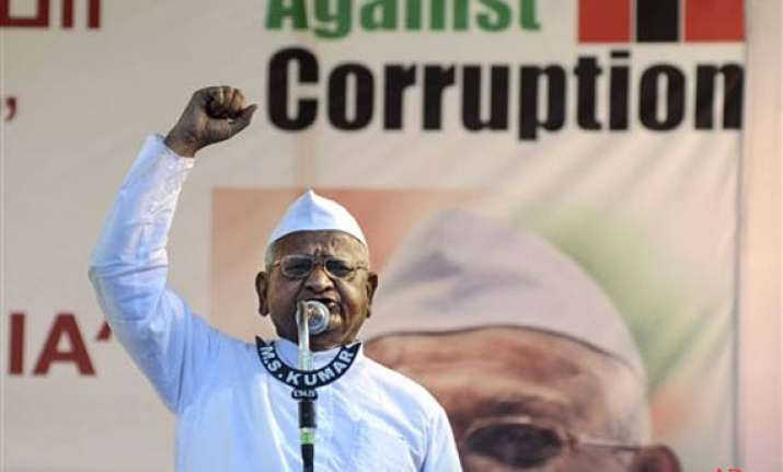 hazare fast fear of hiv through needle unfounded