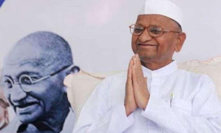 hazare to fast in jail if no venue given in mumbai