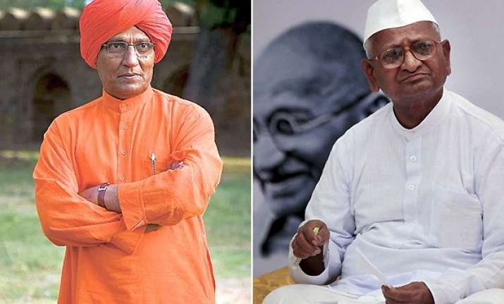 hazare was upset over management of funds agnivesh