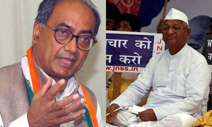 hazare s fast should be preceded by agitation advises