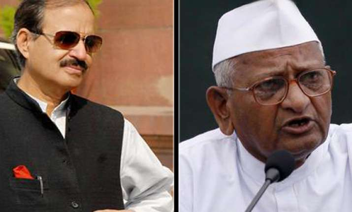 hazare s statement unfortunate cong