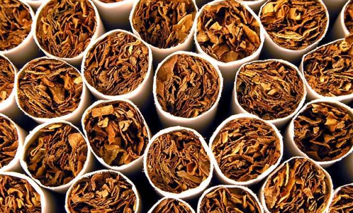 health dept suggests increase tax on tobacco