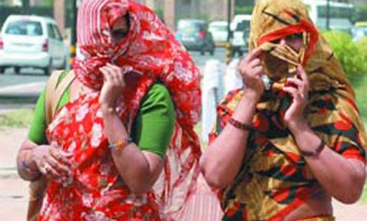 heat wave continues in rajasthan