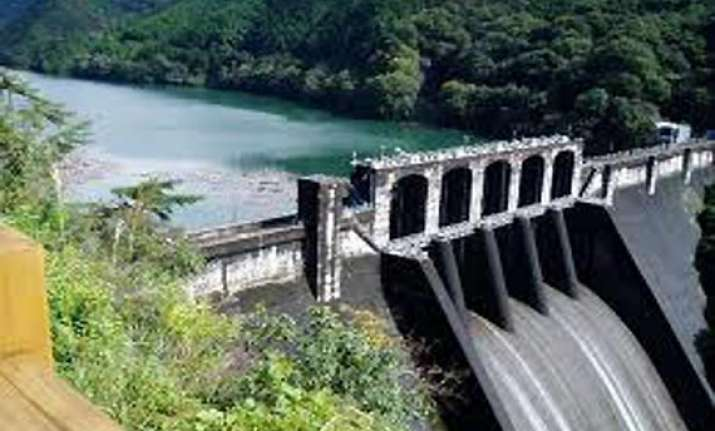 heavy rains in nashik water released from overflowing dams