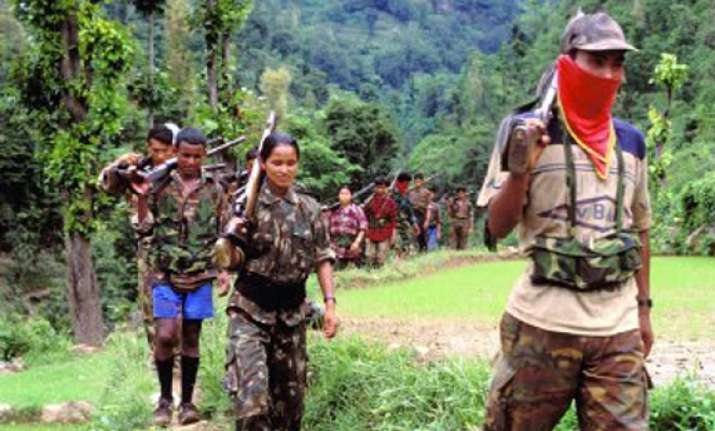 heavy exchange of fire between militants in manipur