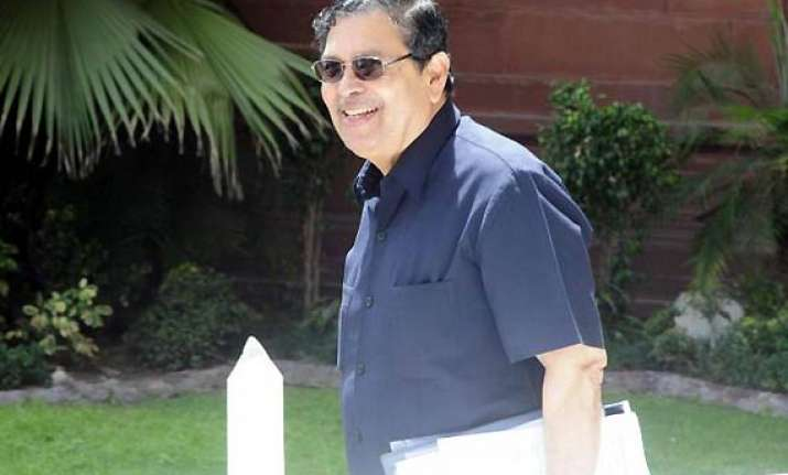 hegde ready for give and take on lokpal issue