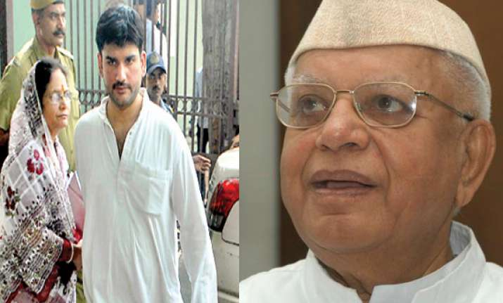 high court says n d tiwari should be compelled to undergo