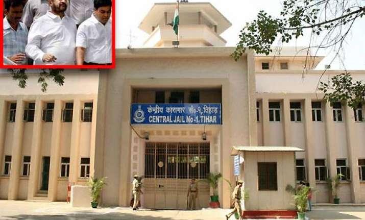 high profile accused live high life inside tihar jail