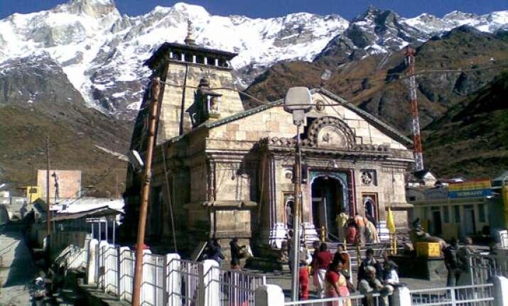know the 12 jyotirlingas kedarnath temple