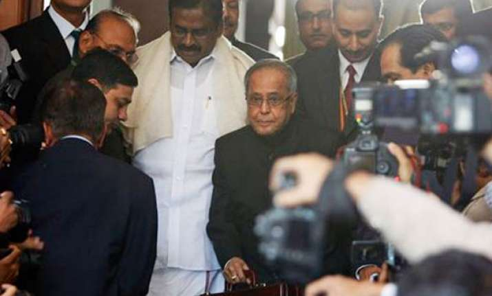 highlights of pranab s budget