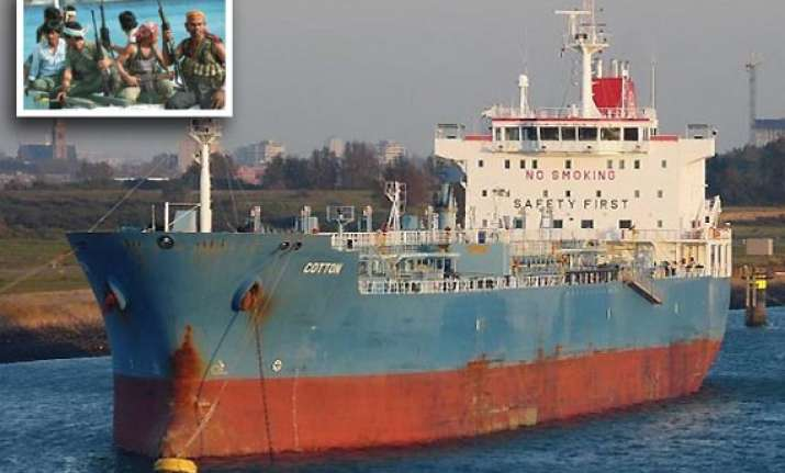 hijacked mv cotton back under control of indian crew