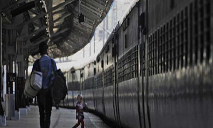 hike in railway fares by 2 from monday