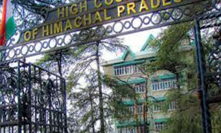 himachal hc summons officials over woman kept in cowshed