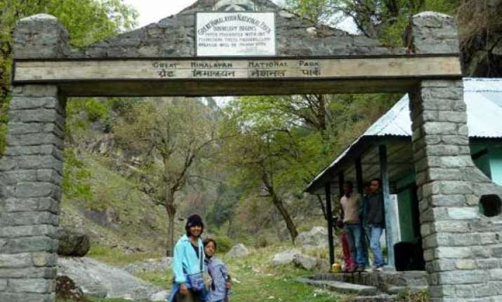 himachal national park set for world heritage tag