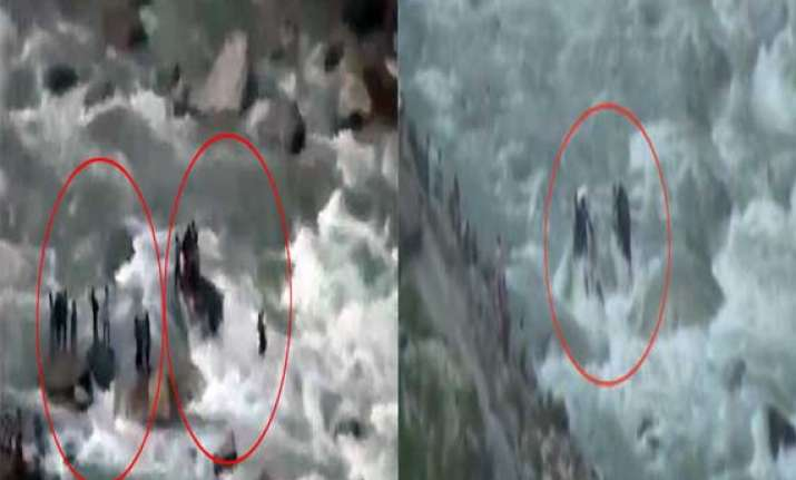 himachal tragedy caught on camera