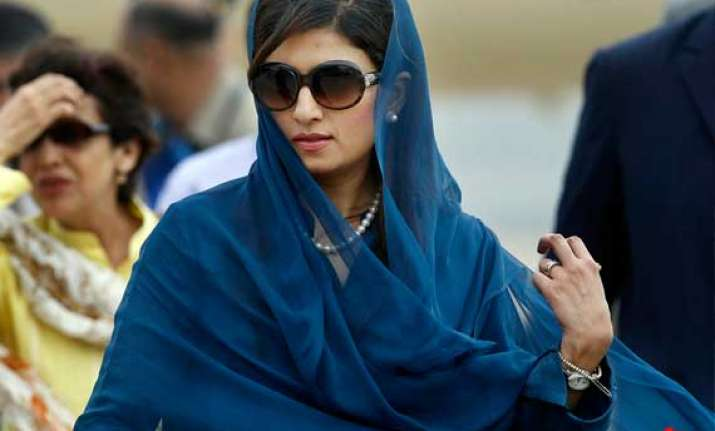 hina suprised over indian objection to meeting hurriyat