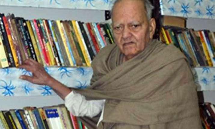 hindi writer amarkant presented jnanpith award