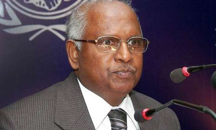 home ministry orders probe into ex cji balakrishnan s assets