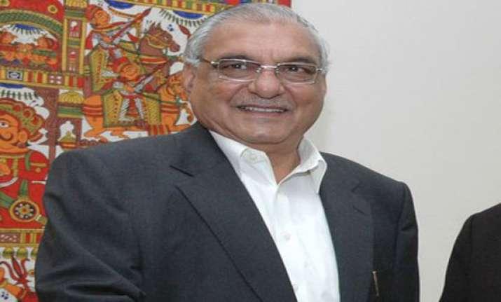 hooda slapped haryana police seizes 3 news cameras to