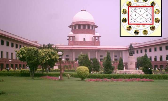 horoscope though admissible is a weak evidence sc