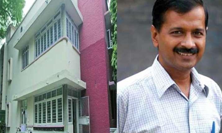 house hunt over arvind kejriwal to vacate tilak lane