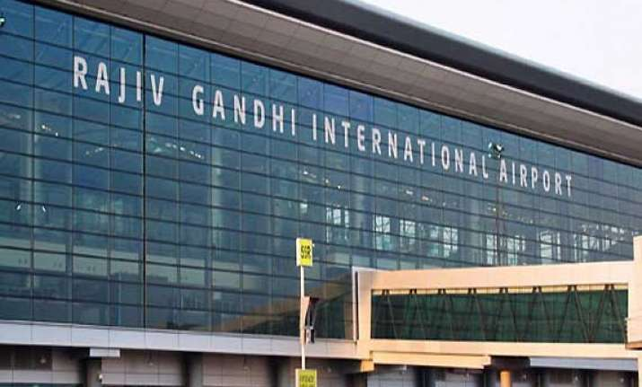 hyderabad airport put on red alert after anonymous letter