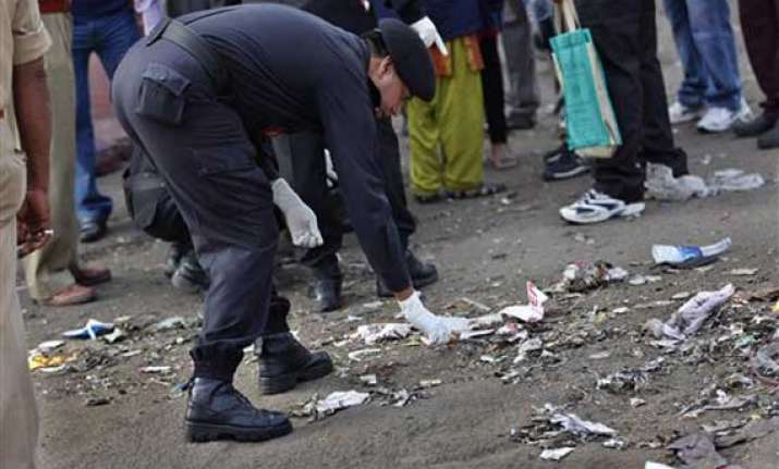 hyderabad blasts police gets image of bomb blast suspect