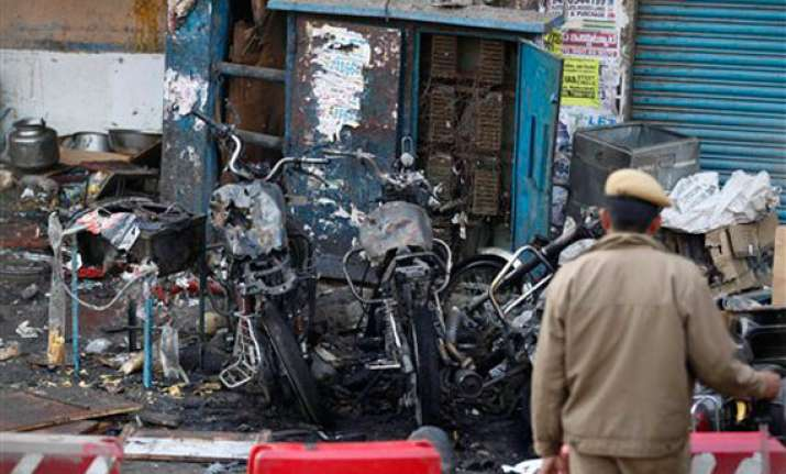 hyderabad blasts 20 minute video footage of cycle bomber